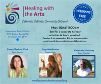 Healing with the Arts Workshop