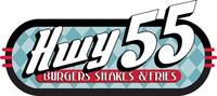 Hwy 55 Burgers, Shakes and Fries