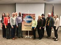 Brunswick County Toastmasters 8th Anniversary Celebration