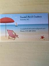 Coastal Art & Creations