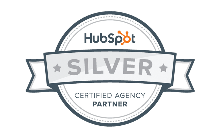 We are a Hubspot Silver Agency Partner
