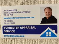 Joe & Susan Forrester Real Estate Sales & Appraisals