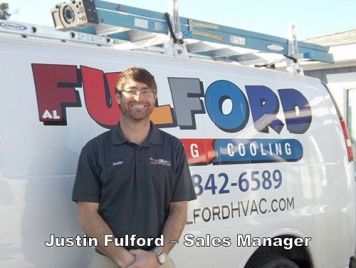 The 3rd Generation of Fulford's- Justin Fulford