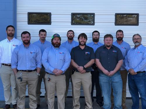 Fulford Heating and Cooling Service Technicians
