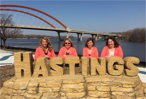 Staff:  Laura, Trish, Lindsay & Jolene