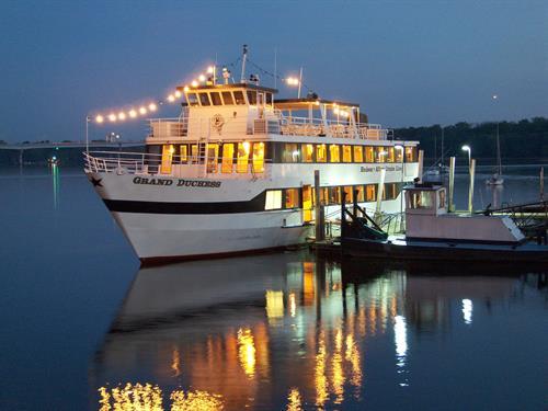Grand Duchess Charter Boat