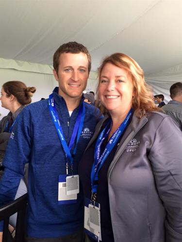 Had the opportunity to meet Kasey Kahne at the Farmers Open 2016