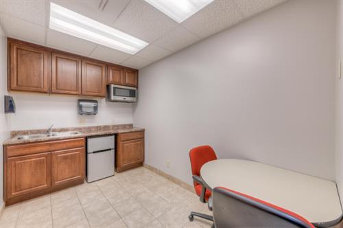Break room / Common Kitchen 1st floor