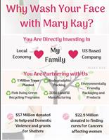 Tracey Beebe, Mary Kay Independent Beauty Consultant