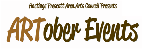 Visit www.artoberhpaac.com for ARTober events during October!