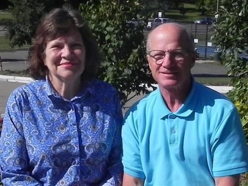 2017 Arts Heroes Allen and Debbie Saunders