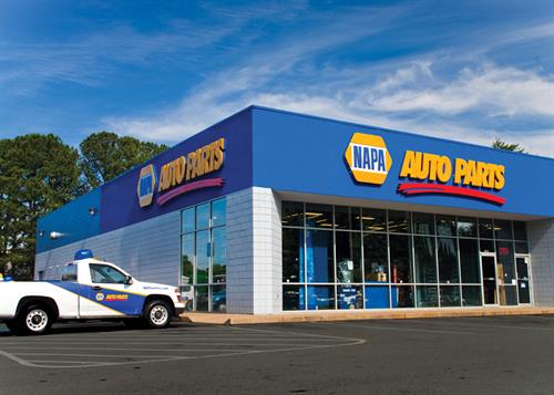NAPA Auto Parts StoreFront