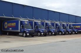 Distribution Center - NAPA Trucks