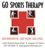 GO Sports Therapy