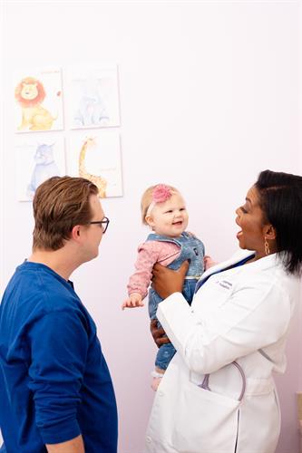 Baby Visit