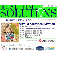 Real Time Solutions Networking Series: Joint Coffee Connection