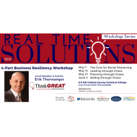 Real Time Solutions Workshop Series: Business Resiliency in 4 Parts