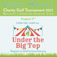 Lewis House Charity Golf Tournament
