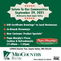 MidCountry Bank Community Appreciation Event