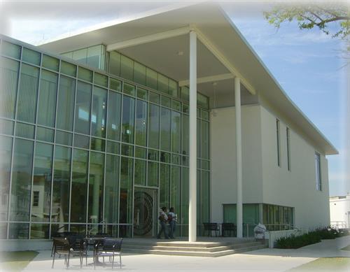 Dilliard University, DUICEF Building