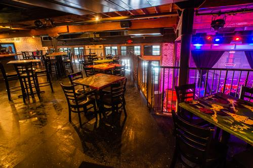 BB King's Blues Club Mezzanine