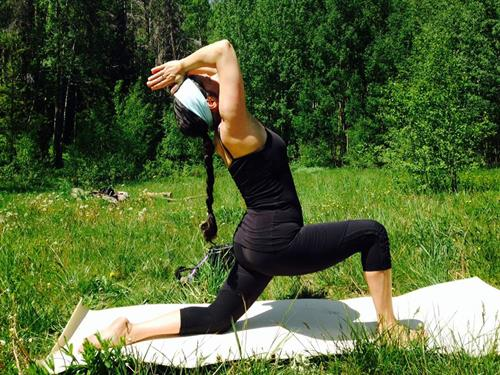 Physical practice of Mindfulness through Yoga Asanas