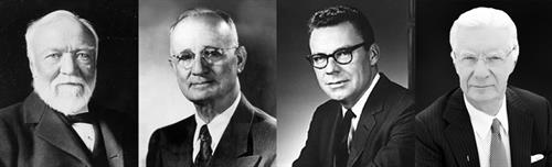 A lineage to learn Success from: Andrew Carnegie, Dr. Napoleon Hill, Earl Nightingale, Bob Proctor