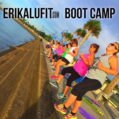 NOLA Lakefront Boot Camp