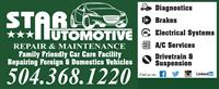 Star Automotive LLC