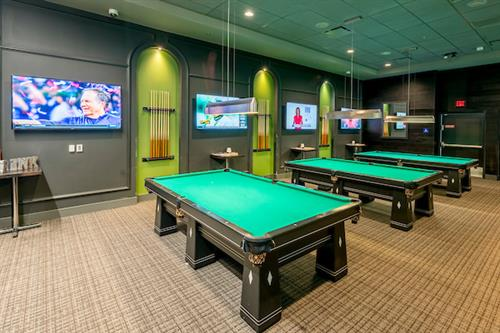 Viewpoint Billiards