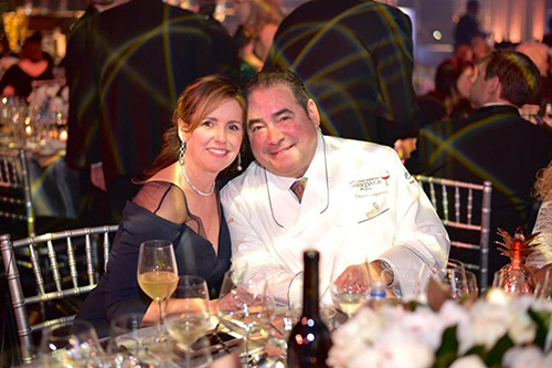 At Emeril Lagasse's Carnivale Du Vin 2016; Photo by Gerald Burwell