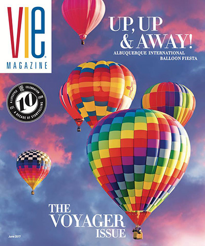 VIE's 2017 Voyager cover