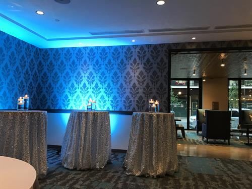 Lafayette Salon Reception
