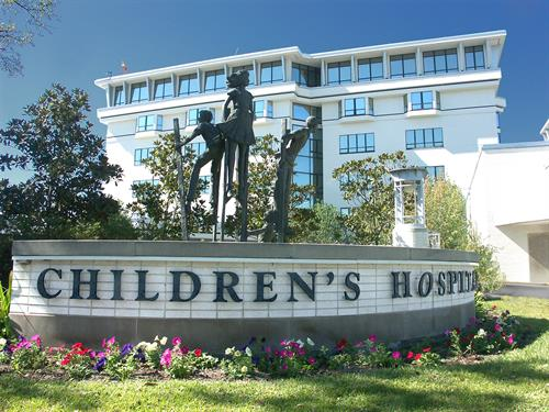 Children's Hospital in New Orleans