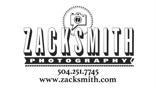 Zack Smith Photography Logo