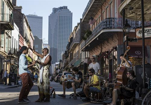 New Orleans Business and Lifestyle Branding, New Orleans Tourism and Marketing