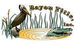 Bayou Title, Inc.