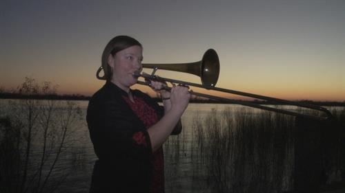 From documentary featuring trombonist Katja Toivola