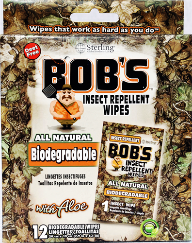 Insect Wipes