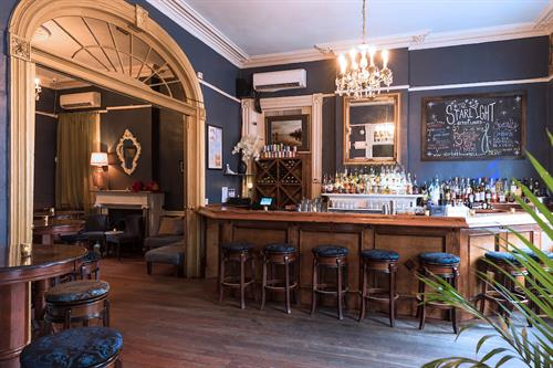The Starlight main bar