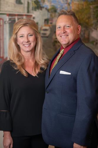 Lisa & ED December 2018