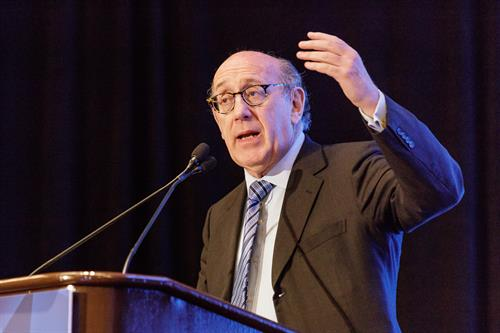 Ken Feinberg at Institute For Conflict Prevention & Resolution