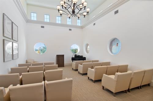 The Blake Chapel