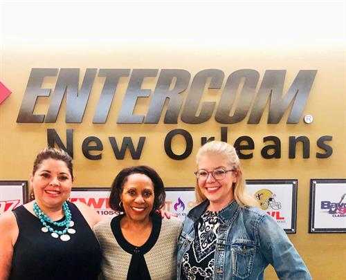 NPNO's CEO and Director of Policy and Advocacy chatted with Monica Pierre on Community Matters