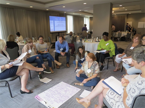 NPNO hosted special education leaders from across the city for a day long conference