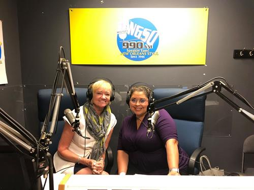 NPNO's CEO and Director of Policy and Advocacy chatted with Betsie Gambel of Gambel Communications on In the Nola
