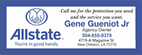Allstate  Gene Gueniot Jr Insurance Agency