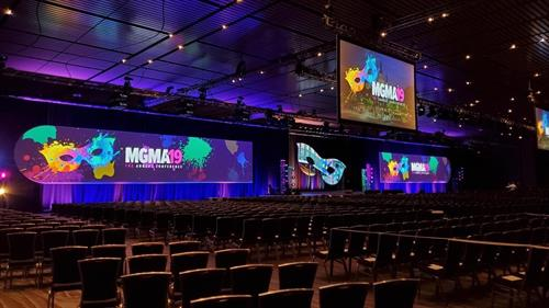 MGMA 2019 Ernest N. Morial Convention Center