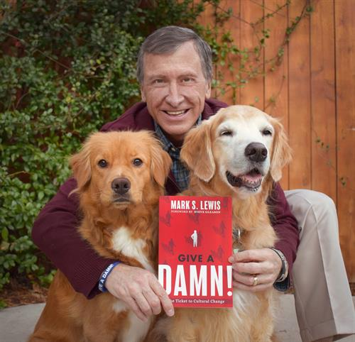 Pictures with Dogs and promotion of book