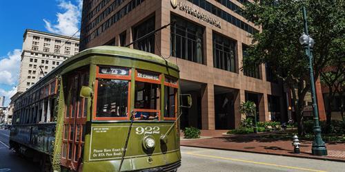 St Avenue Streetcar